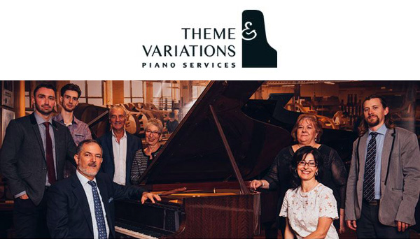 Theme & Variations Piano Services